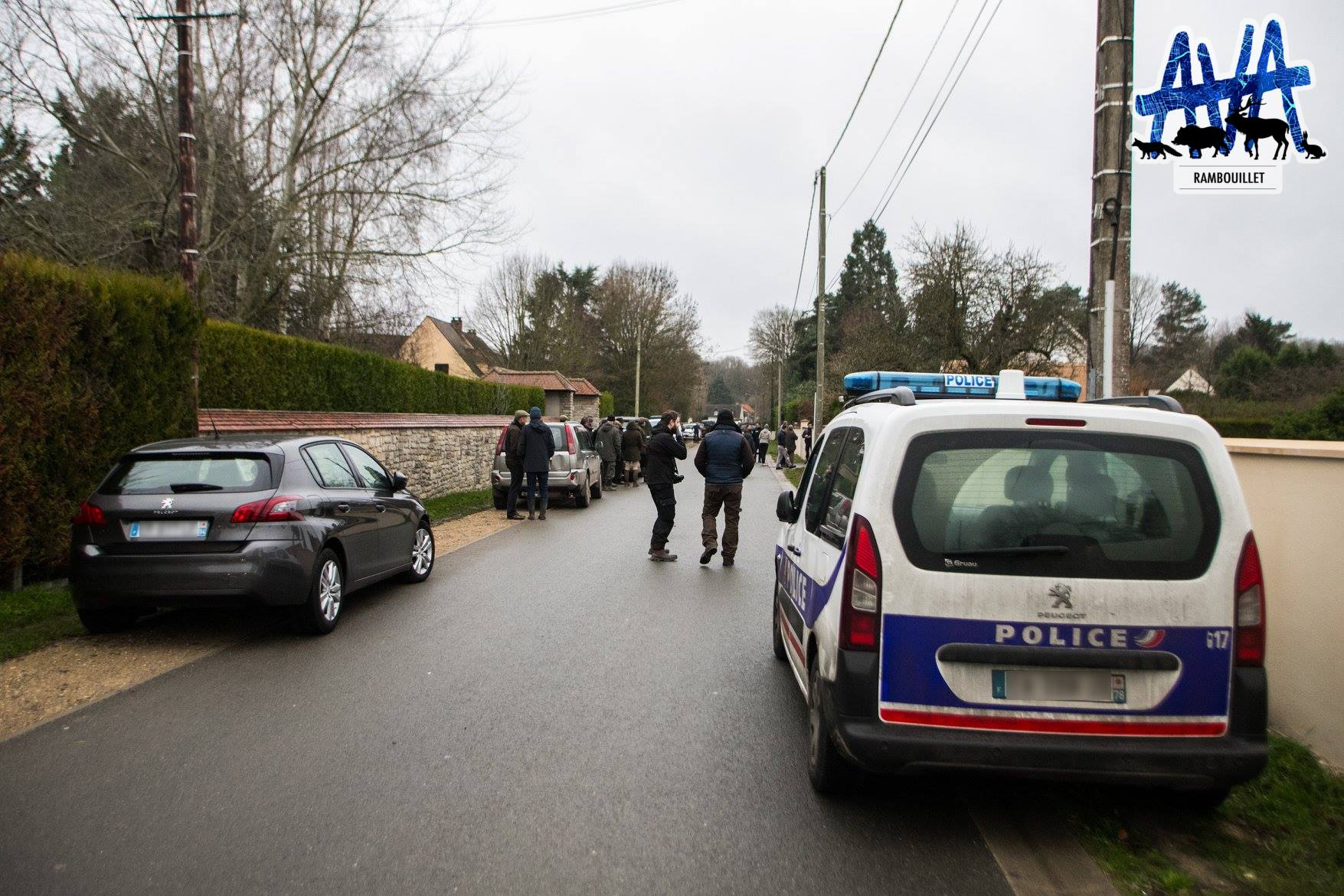 chasse à courre perray en yvelines